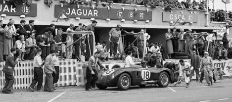 Jaguar Sports Racer photo